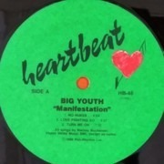 LP - Big Youth - Manifestation