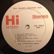 LP - Bill Black's Combo - Bill Black's Greatest Hits
