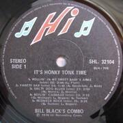 LP - Bill Black's Combo - It's Honky Tonk Time