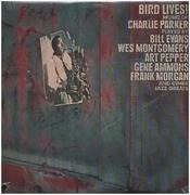 LP - Bill Evans, Wes Momtgomery, Art Pepper, a.o. - Bird Lives!