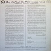 LP - Bill Evans - At The Montreux Jazz Festival
