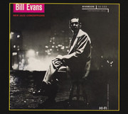 CD - Bill Evans - New Jazz Conceptions - Digipak