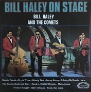 LP - Bill Haley And His Comets - Bill Haley On Stage