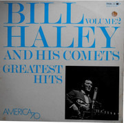 LP - Bill Haley And His Comets - Greatest Hits
