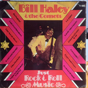 LP - Bill Haley And His Comets - Just Rock And Roll Music