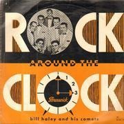 10'' - Bill Haley And His Comets - Rock Around The Clock - Mono, brown cover