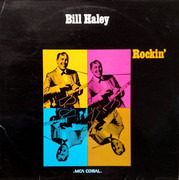 LP - Bill Haley And His Comets - Rockin'