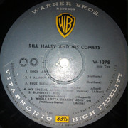 LP - Bill Haley And His Comets - Bill Haley And His Comets - Original New Zealand