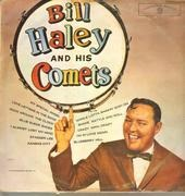 LP - Bill Haley And His Comets - Bill Haley And His Comets - Mono