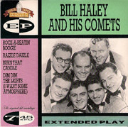 7inch Vinyl Single - Bill Haley And His Comets - Bill Haley And His Comets