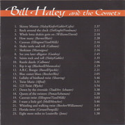 CD - Bill Haley And His Comets - Bill Haley And His Comets