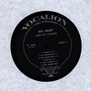 LP - Bill Haley And His Comets - Bill Haley And His Comets