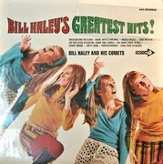 LP - Bill Haley And His Comets - Bill Haley's Greatest Hits!