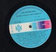 LP - Bill Haley And His Comets - Los Grandes Hits De Bill Haley Y Sus Cometas