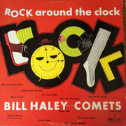 LP - Bill Haley And His Comets - Rock Around The Clock