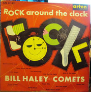 LP - Bill Haley And His Comets - Rock Around The Clock - Israel
