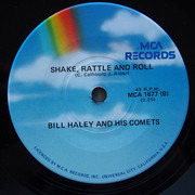 7inch Vinyl Single - Bill Haley And His Comets - Rock Around The Clock