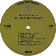 LP - Bill Haley And His Comets - Rock 'N Roll Revival