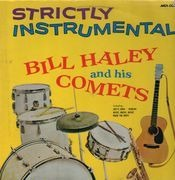 LP - Bill Haley And His Comets - Strictly Instrumental