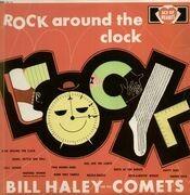 LP - Bill Haley - Rock Around The Clock - 60's UK Mono Pressing