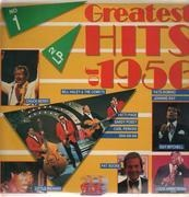 Double LP - Bill Haley, Fats Domino, Pat Boone a.o. - Greatest Hits Of 1956