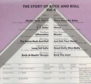 LP - Bill Haley, Little Richard, The Drifters a.o. - The Story of Rock and Roll Vol. 4
