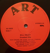 LP - Bill Haley - Greatest Hits
