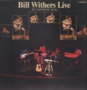 Double LP - Bill Withers - Bill Withers Live At Carnegie Hall
