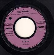 7inch Vinyl Single - Bill Withers - Harlem / Ain't No Sunshine