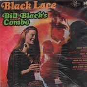 LP - Bill Black's Combo - Black Lace