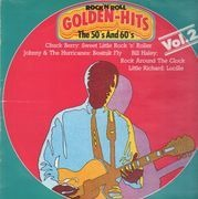 LP - Bill Haley, Little Richard a.o. - rock'n'roll golden hits vol.2