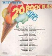 LP - Bill Haley, Mitch Ryder a.o. - 20 Rock'n'Roll Super Hits