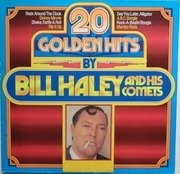 LP - Bill Haley And His Comets - 20 Golden Hits By Bill Haley And His Comets