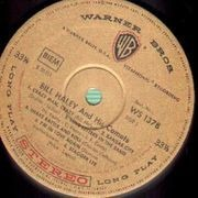 LP - Bill Haley And His Comets - Bill Haley And His Comets - Warner Gold Germany