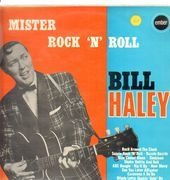 LP - Bill Haley And His Comets - Mister Rock 'N' Roll
