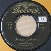 7'' - Bill Haley And His Comets - Rock Around The Clock / A.B.C. Boogie