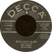 7'' - Bill Haley And His Comets - Rudy's Rock / Blue Comet Blues