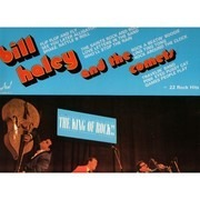 Double LP - Bill Haley And His Comets - The King Of Rock