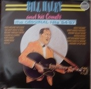 LP - Bill Haley And His Comets - The Original Hits '54-'57