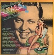 LP - Bill Haley And The Comets - Golden Favorites