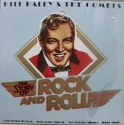 LP - Bill Haley & The Comets, Bill Haley And His Comets - The Story Of Rock And Roll
