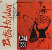 LP - Billie Holiday - Billie Holiday - 180 GRAM