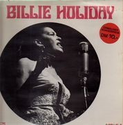 LP - Billie Holiday - Billie Holiday
