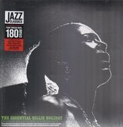 LP - Billie Holiday - The Essential - Carnegie Hall Concert Recorded Live - CONCERT 1956 // 180 GRAM AUDIOPHILE RM. LTD COLL.