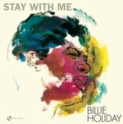 LP - Billie Holiday - Stay With Me - 180g