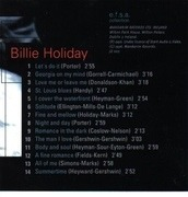 CD - Billie Holiday - Jazz Masters - 100 Ans Du Jazz / 100 Years Of Jazz