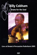 DVD - Billy Cobham - Drums For The Soul - Live At Drums'n'Percussion Paderborn 2005 - Still Sealed