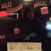LP - Billy Cobham - Magic - Promo