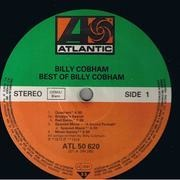 LP - Billy Cobham - The Best Of Billy Cobham
