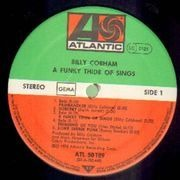 LP - Billy Cobham - A Funky Thide Of Sings